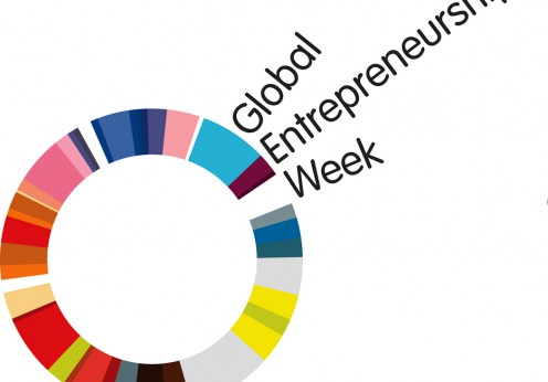 Logo Global Entrepreneurship Week