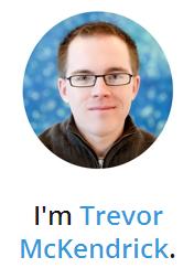 I am Trevor McKendrick