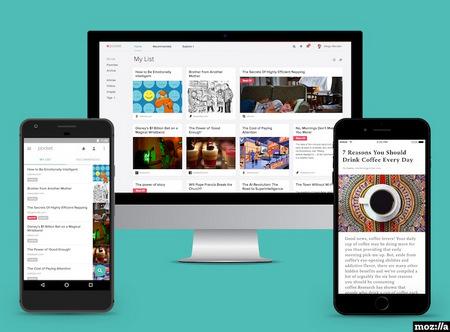 Pocket web mobile