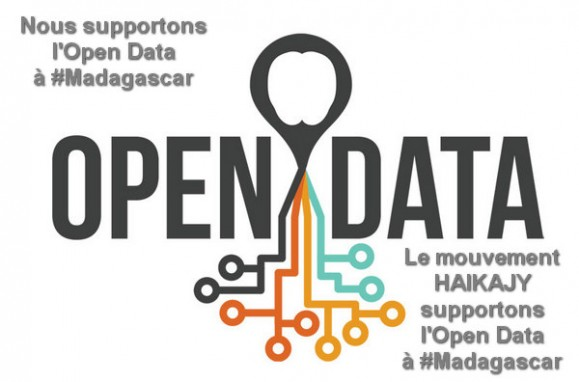 Nous Haikajy supportons l'Open Data à Madagascar