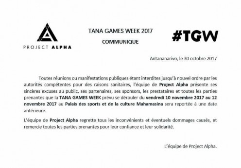 TGW2017