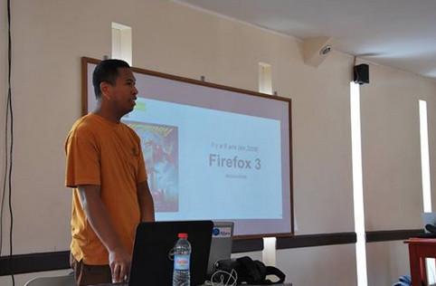 Mozilla Workshop Antananarivo