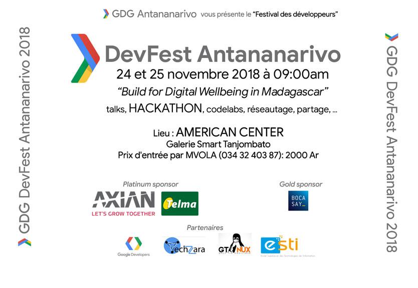 Affiche-DevFest-2018