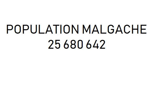 Population malgache