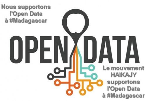 Nous Haikajy supportons l'Open Data à Madagascar